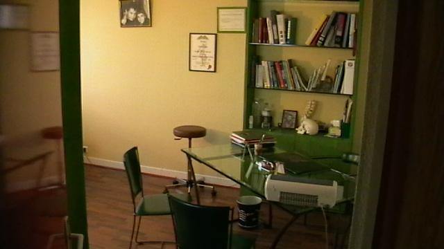 Bureau d'Ostéopathie