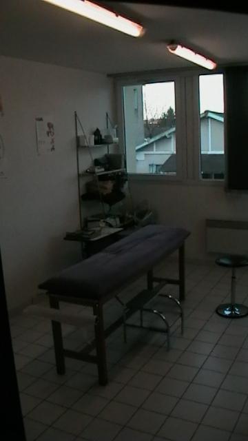 salle de soins kinésithérapie